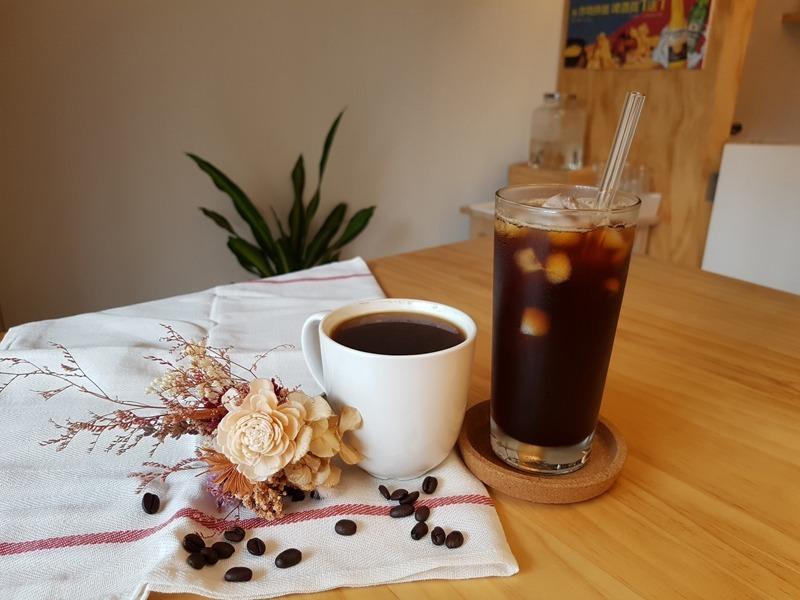美式咖啡(冷/熱飲)